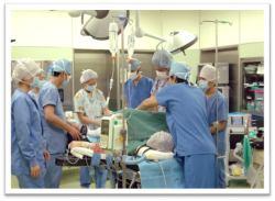 手術室を紹介します